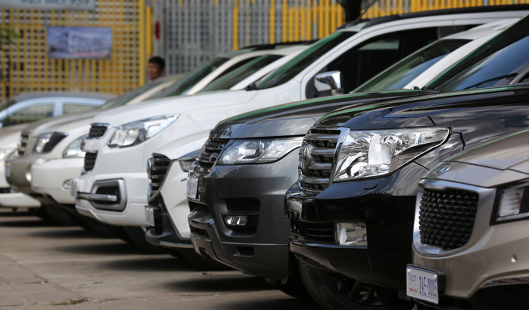 Special tariffs cut to boost auto sales