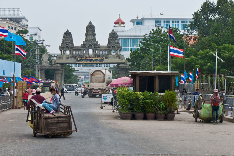 Thailand, Cambodia to open new border crossing in Sa Kaeo