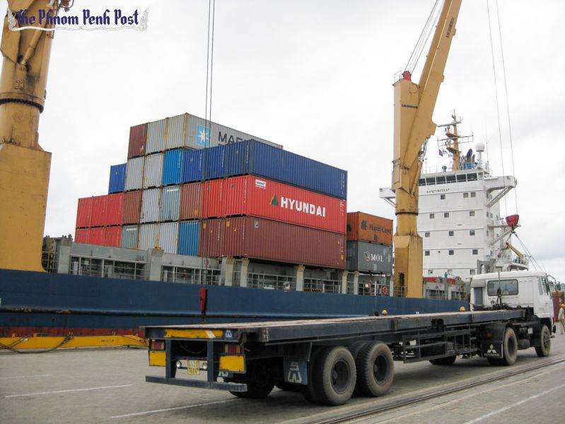 Positive growth has ports upbeat